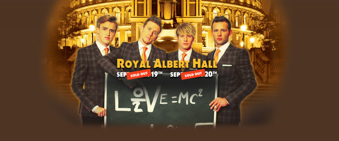 Royal Albert Hall - SOLD OUT